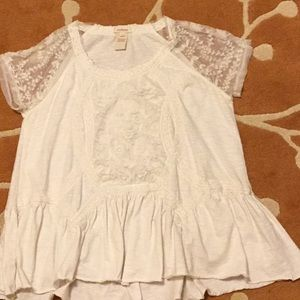 Sundance blouse, 100% cotton, small.